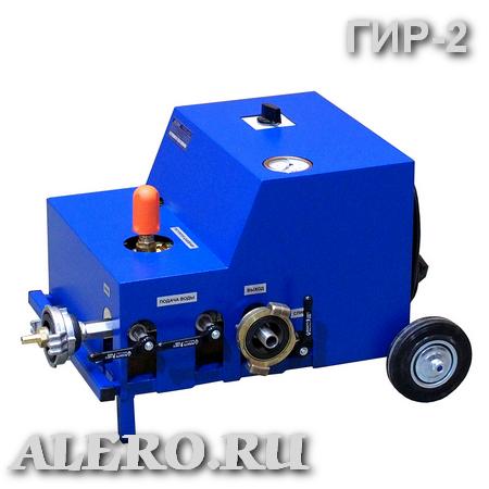 Установка для гидравлических испытаний пожарных рукавов ГИР-2 (220В, до 30 бар, ГИР-2.220.30)