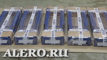 Опрокидыватели ОБ-1М: упаковка в стрейч