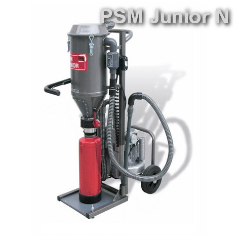 Порошковая зарядная станция PSM Junior или PSM Junior N